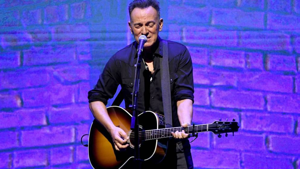 Bruce Springsteen verbindet auf seiner neuen Platte Americana mit orchestralen Sounds