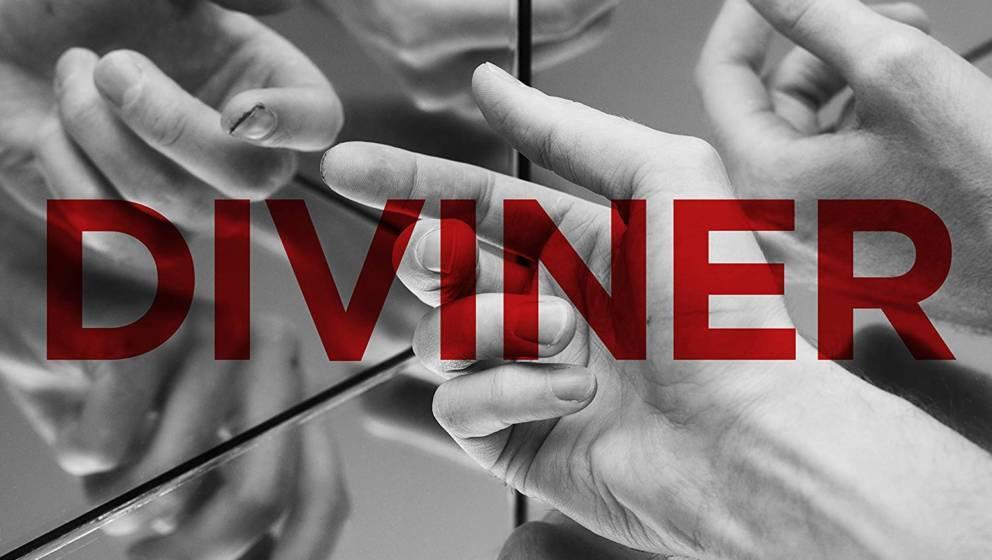"""Cover-Artwork von Hayden Thorpes """"Diviner"""""""