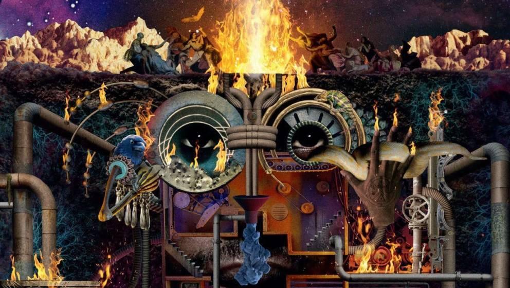 "Cover-Artwork: Flying Lotus - ""Flamagra"""