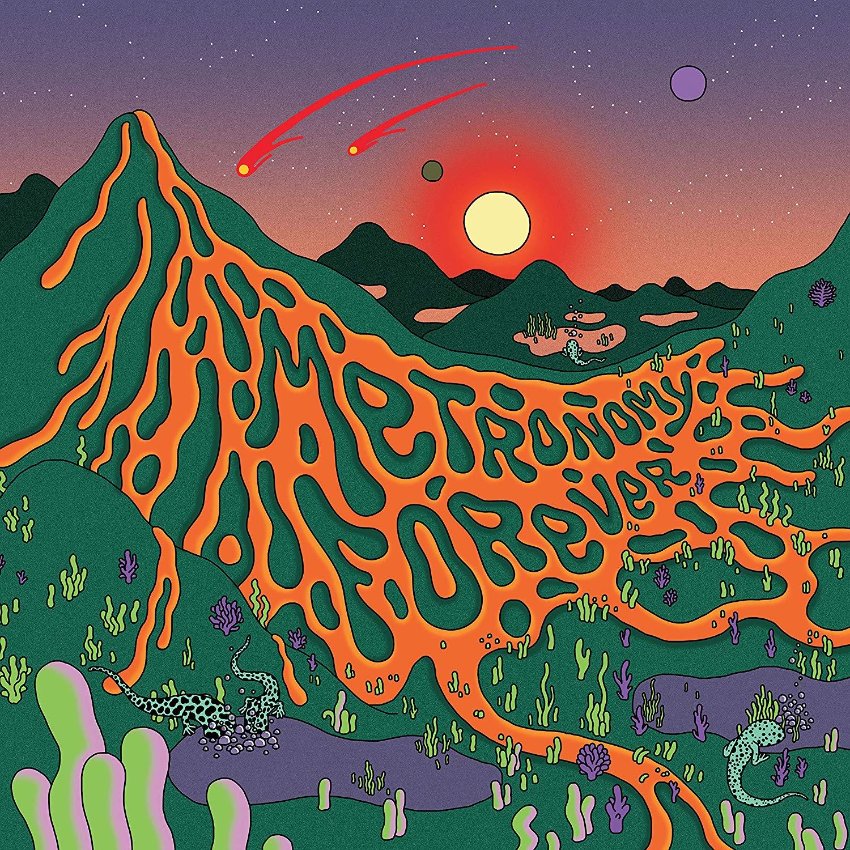 """Cover-Artwork zu """"Metronomy Forever"""""""