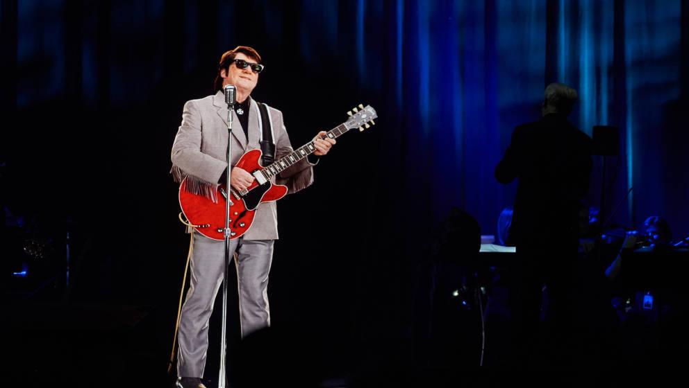 Roy Orbison als täuschend echter Hologramm-Avatar auf Tour in Großbritannien