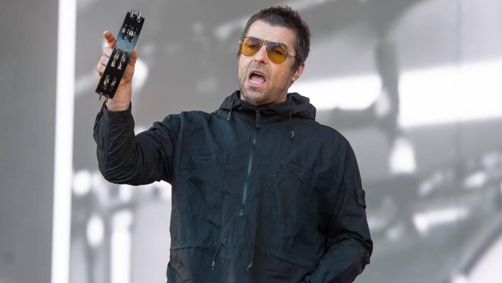 Traut sich (natürlich) ein politisches Amt zu: Liam Gallagher
