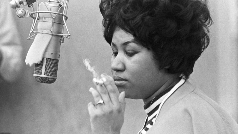 Auch frühe Master-Tapes von Aretha Franklin wurden vermutlich im Feuer zerstört