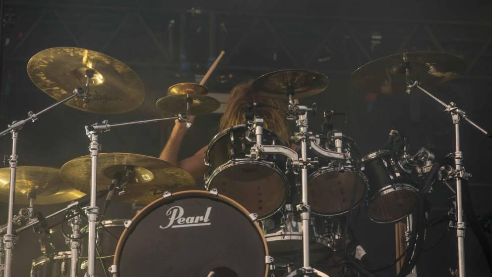 Parkway Drive live auf der Forest Stage beim Hurricane-Festival 2019 Foto © Rojahn