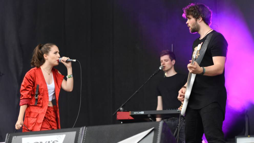 Alice Merton live beim Hurricane Festival 2019