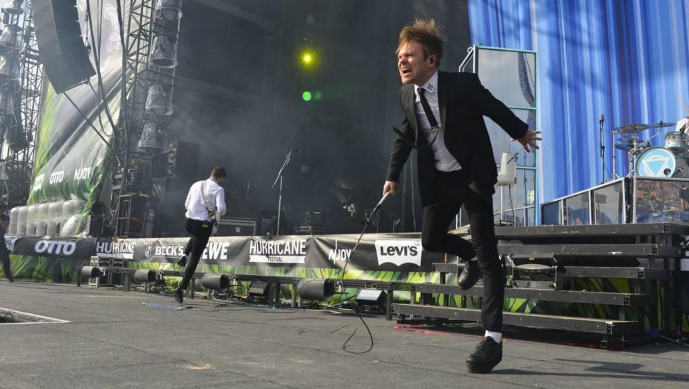 Enter Shikari live beim Hurricane Festival 2019