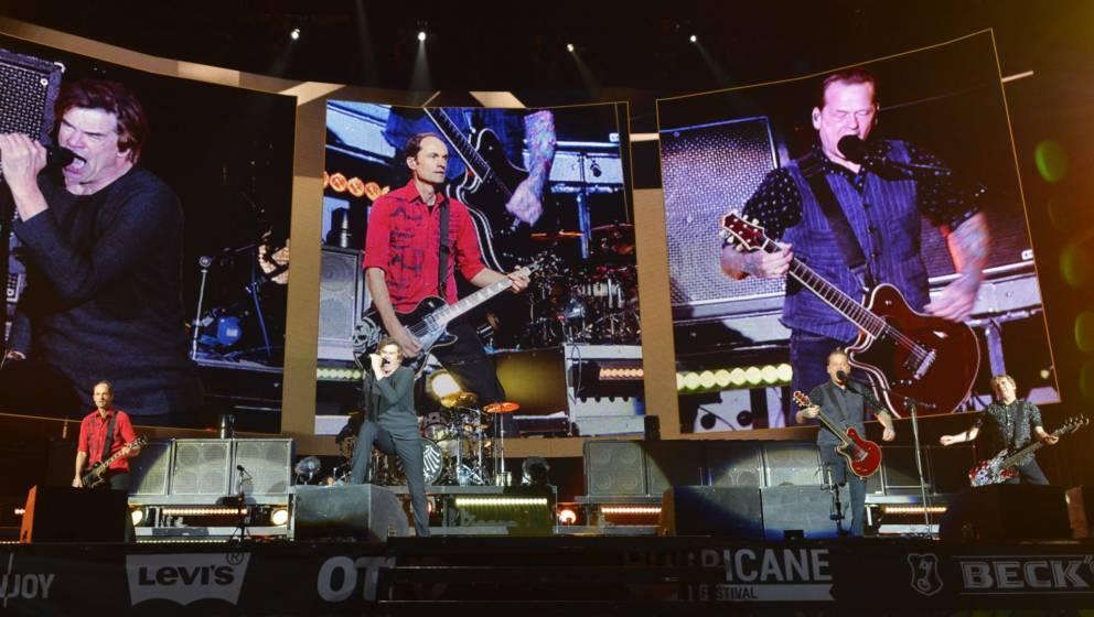 Die Toten Hosen live beim Hurricane Festival 2019