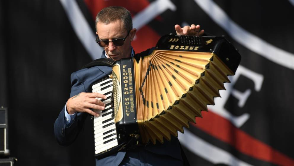 Flogging Molly live beim Hurricane Festival 2019