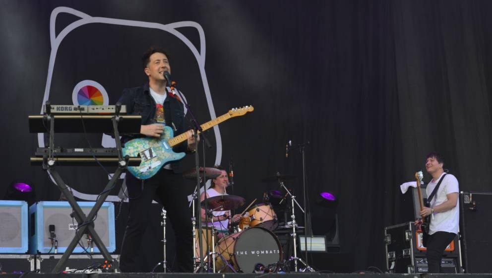 The Wombats live beim Hurricane Festival 2019