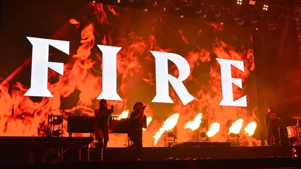 Macklemore live beim Hurricane Festival 2019