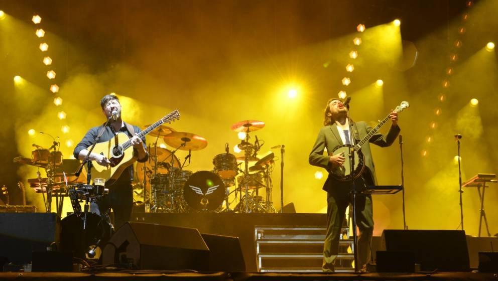 Mumford and Sons live beim Hurricane Festival 2019