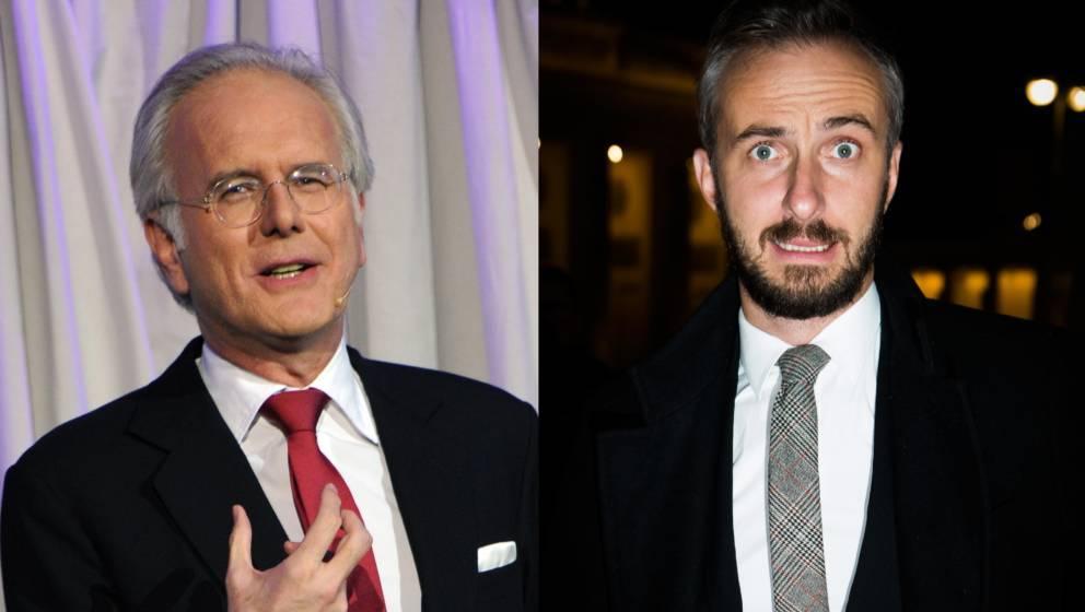 Harald Schmidt spricht Jan Böhmermann ab, ein guter Moderator zu sein