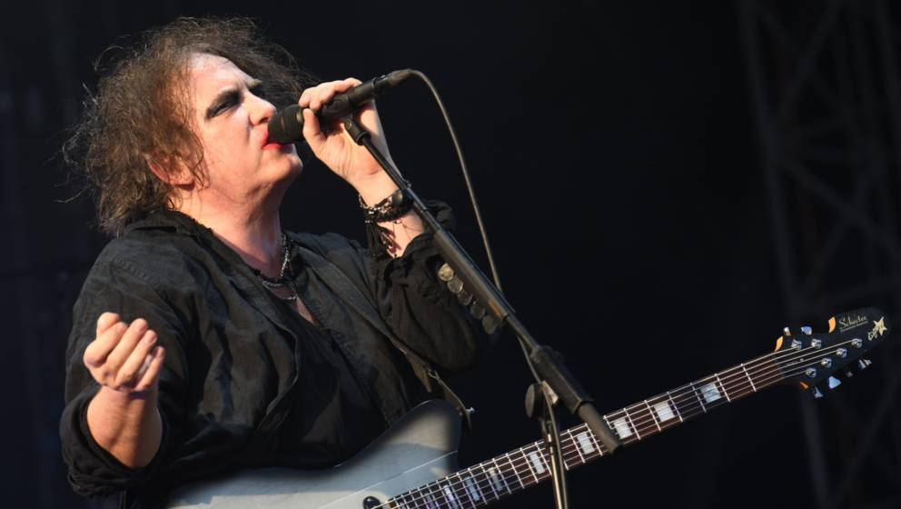 The Cure live beim Hurricane Festival 2019