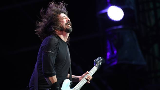 Foo Fighters live beim Hurricane Festival 2019