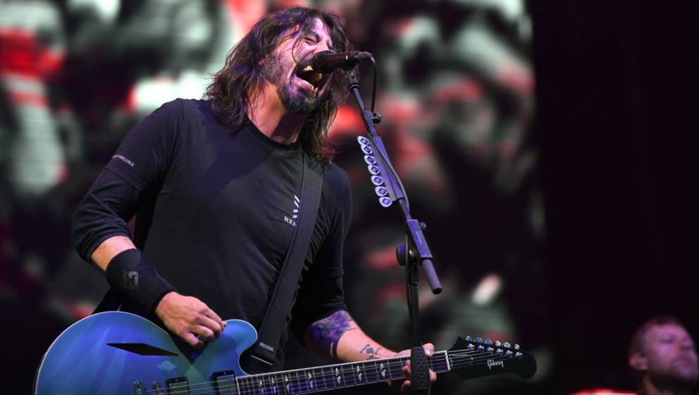 Foo Fighters live beim Hurricane Festival 2019
