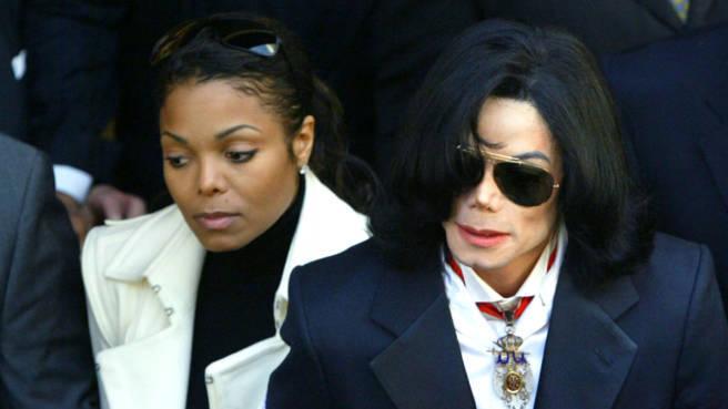 Michael und Janet Jackson