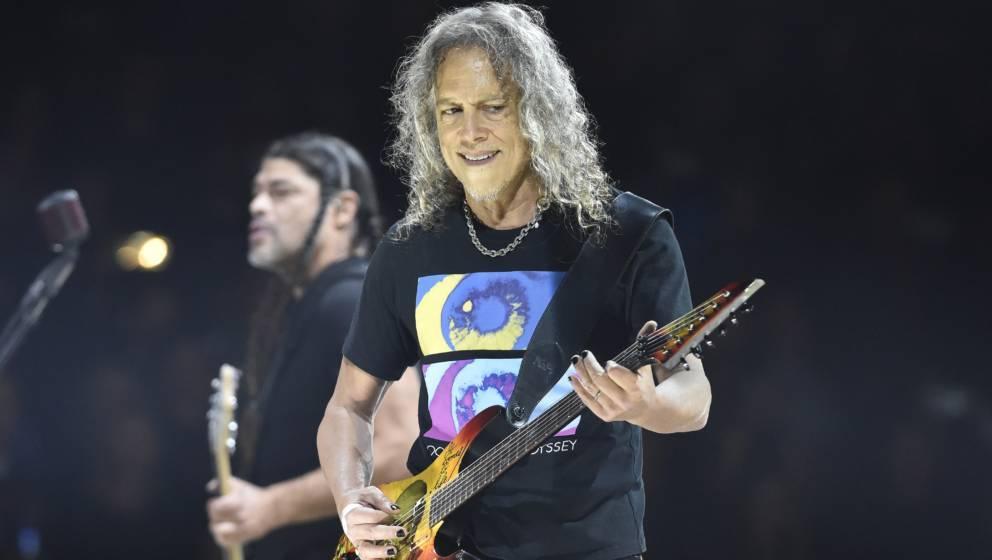 Kirk Hammett und Robert Trujillo von Metallica haben ein neues Projekt