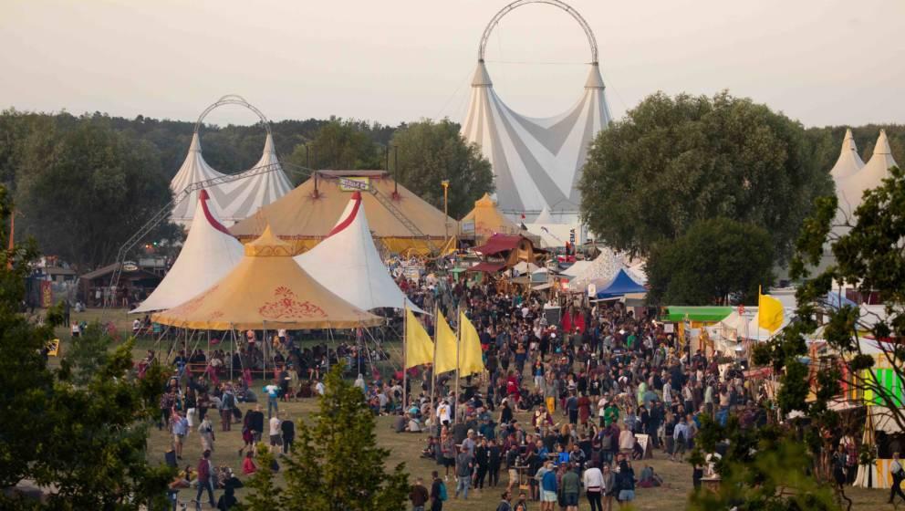 Todesfall bei Fusion Festival in Lärz