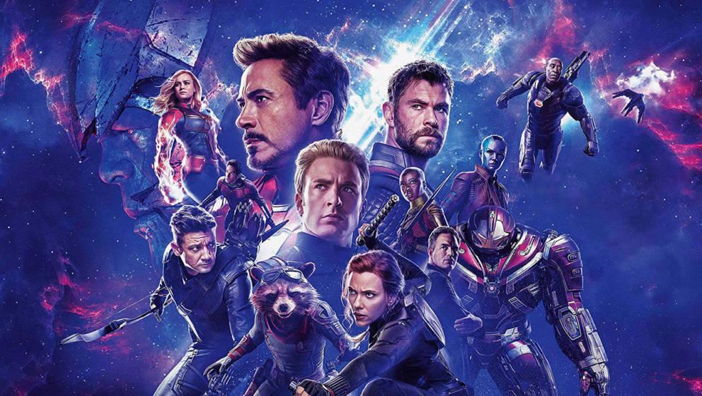 """Ein Highlight: Im September erscheint """"Avengers: Endgame"""" für Ihr Heimkino."""
