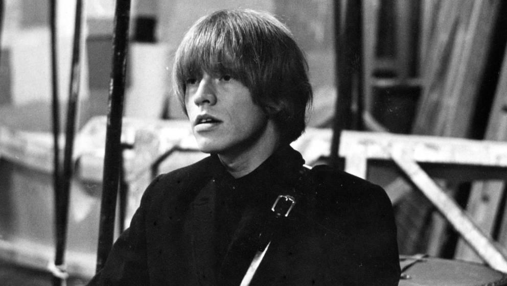 Brian Jones circa 1965.