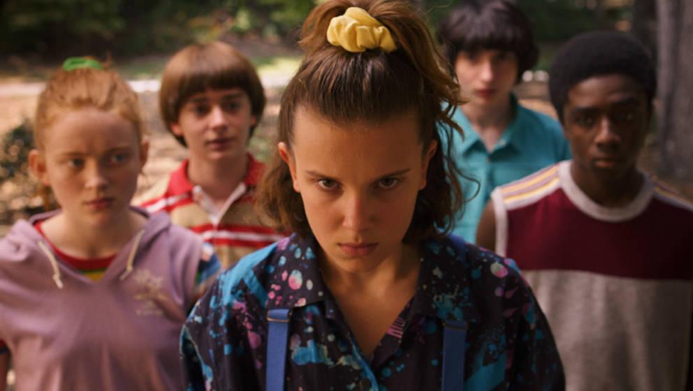 """Die dritte Staffel von """"Stranger Things"""" ist seit dem 04. Juli auf Netflix verfügbar."""