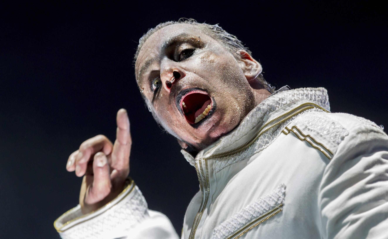 """Lindemann teasert neuen Song """"Blut"""" - hier..."""