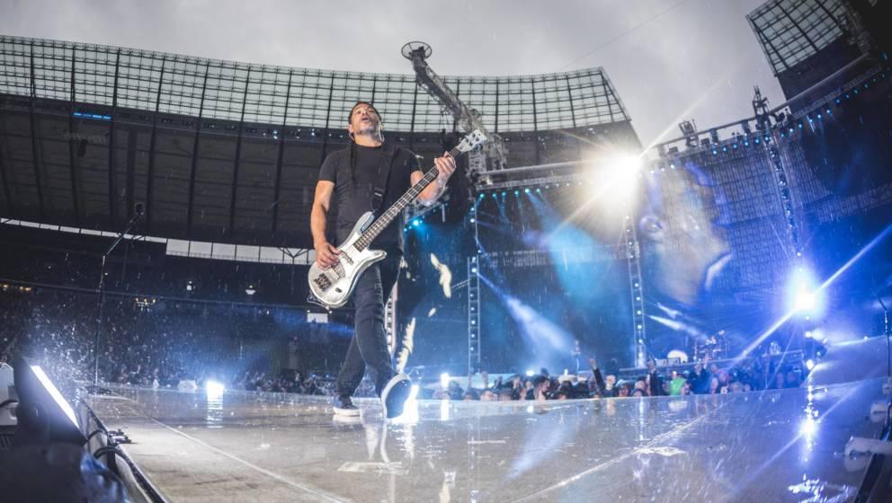 Metallica live in Berlin