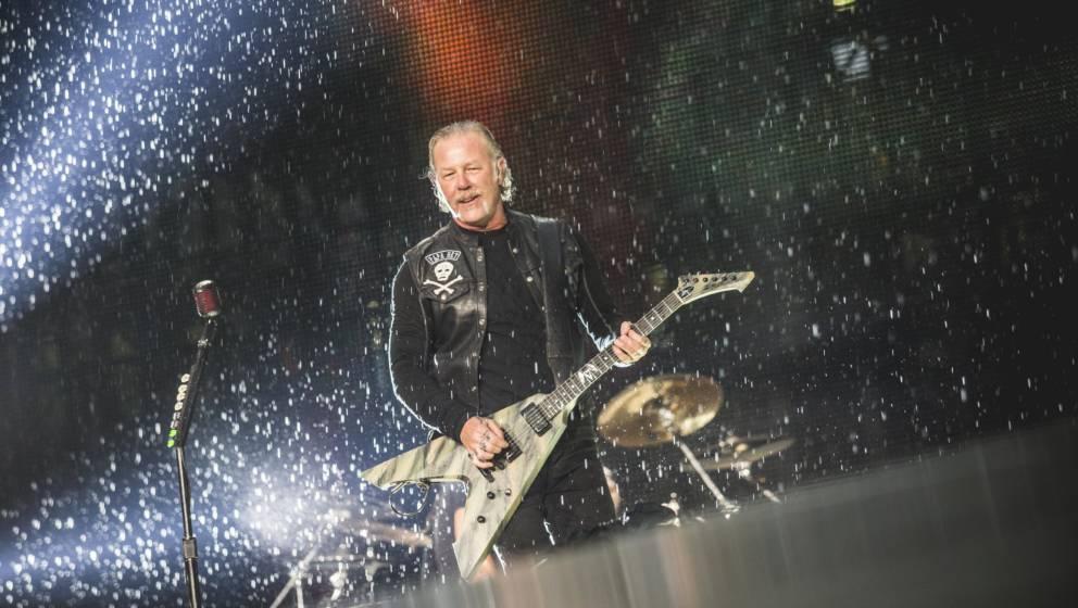 Metallica live im Olympiastadion in Berlin 2019