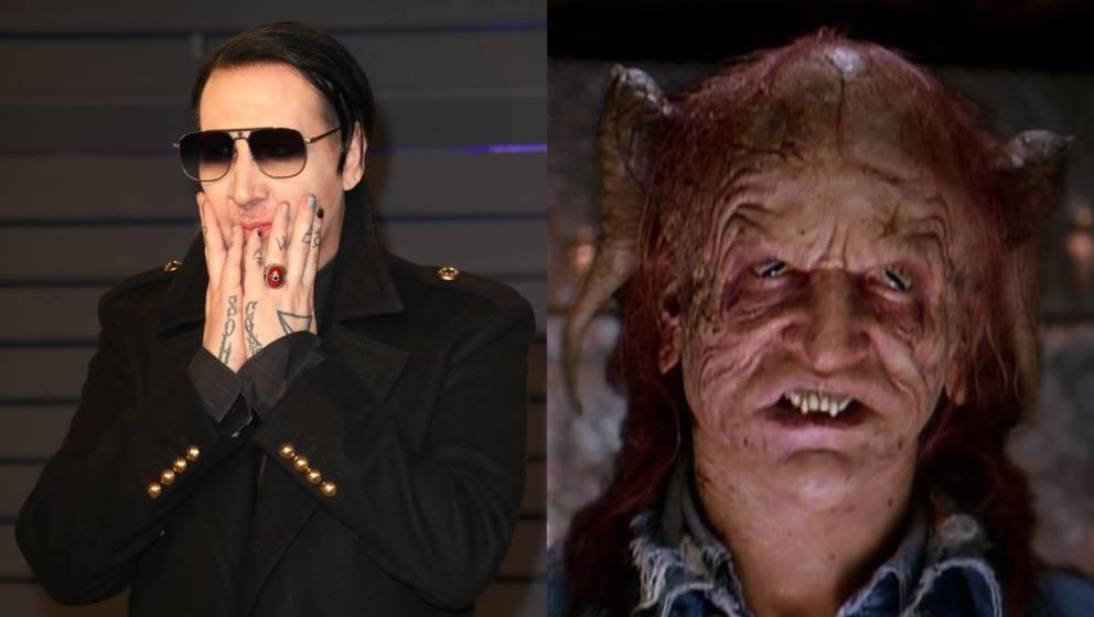 """Marilyn Manson könnte in """"The Stand"""" die Rolle von Randall Flagg übernehmen"""