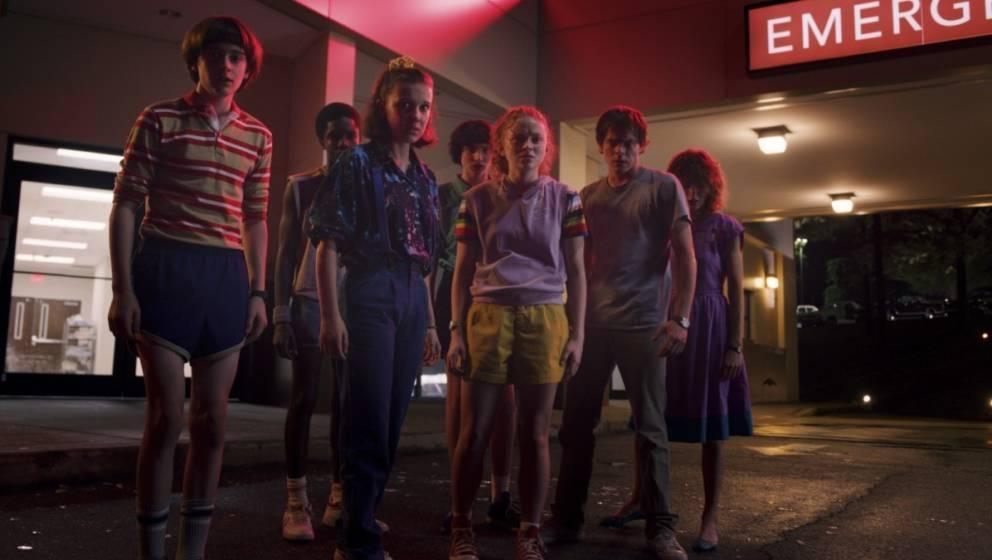 """Mysteriös: Szene aus der 3. Staffel von """"Stranger Things"""""""