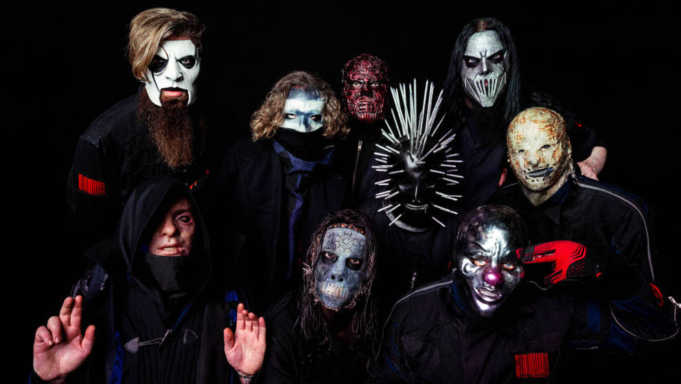 Slipknot: So sieht die Band im Jahr 2019 aus