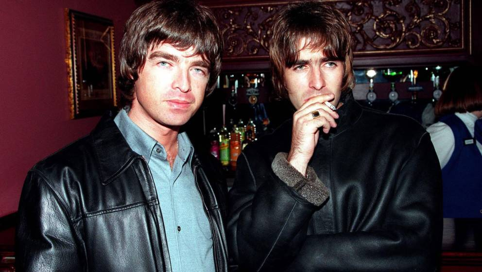 Noel und Liam Gallagher