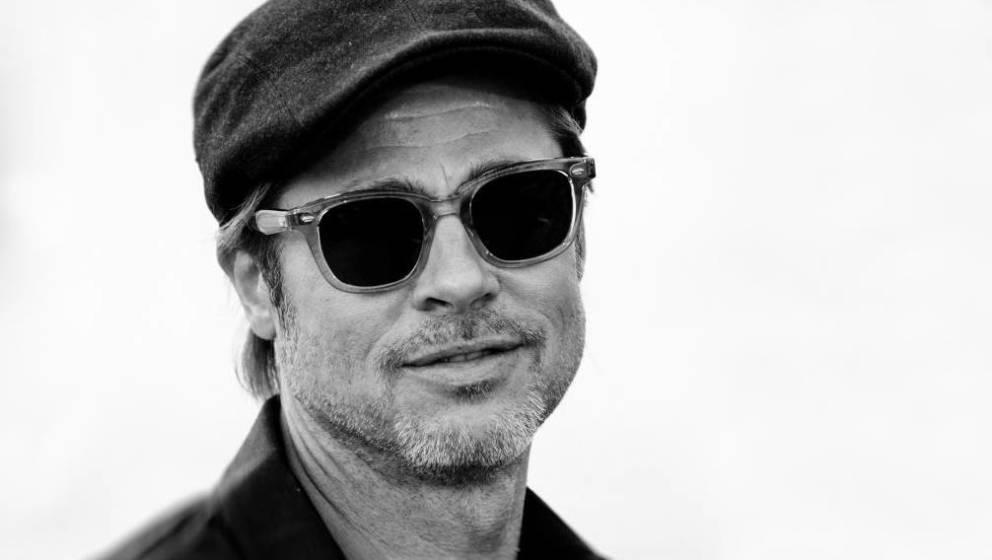 """Brad Pitt bei der Weltpremiere von """"Once Upon A Time..."""" in Cannes."""