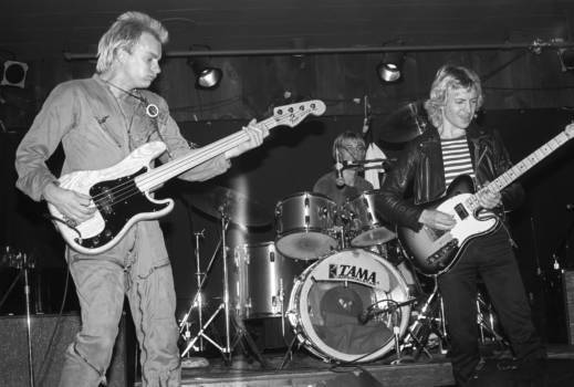 The Police 1978.