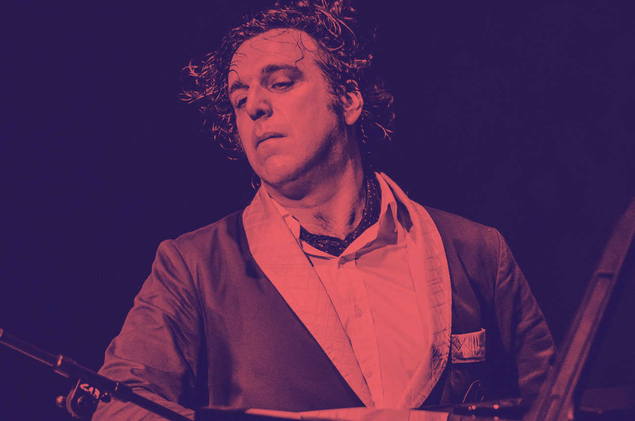 Foto von Chilly Gonzales