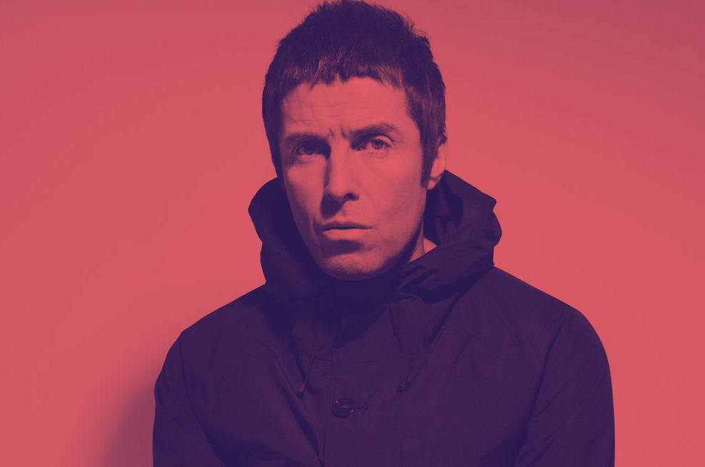 Foto von Liam Gallagher