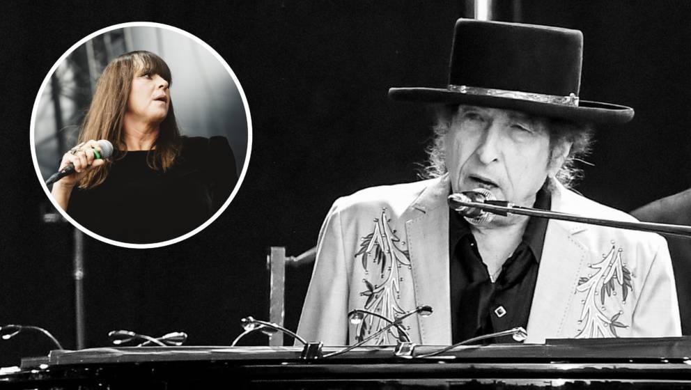 Bob Dylan und seine glühende Verehrerin Cat Power