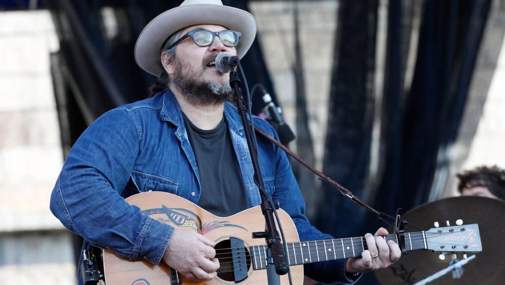 Wilco-Sänger Jeff Tweedy