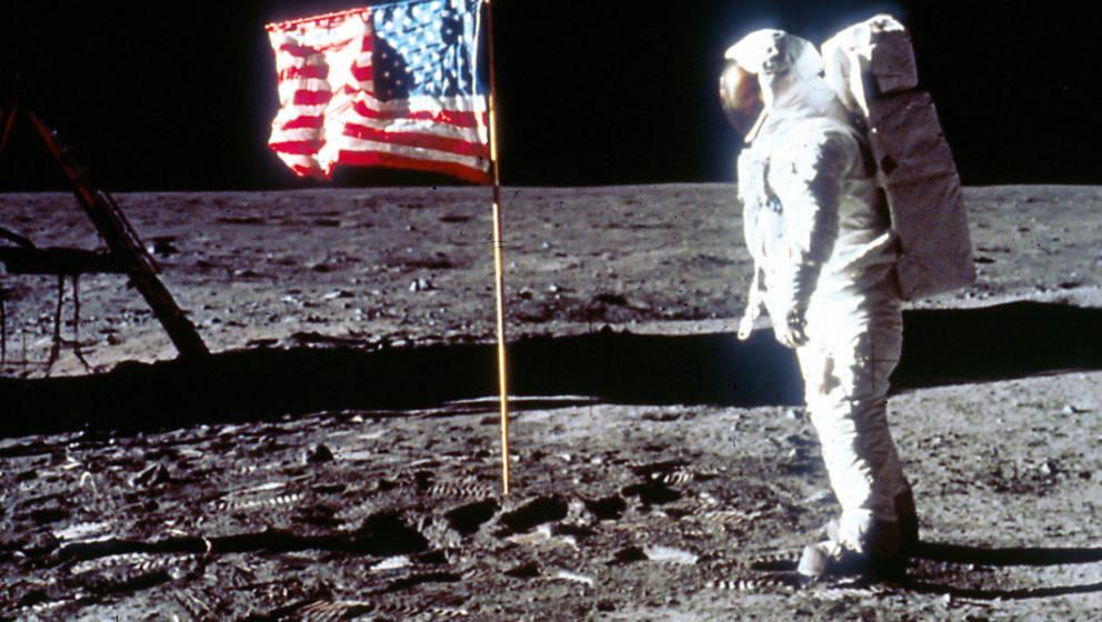 Mondlandung der Apollo 11