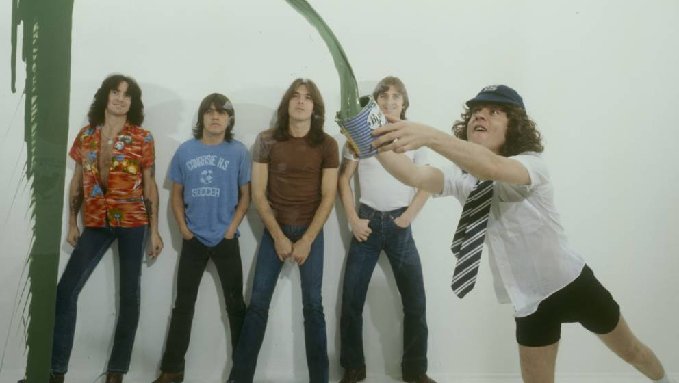 AC/DC: Statt Tour-Daten gab es nur ein nettes Retro-Video