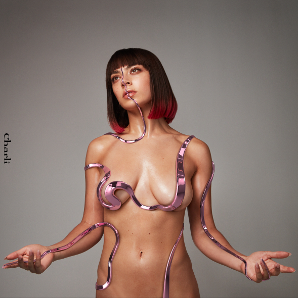 "Charli XCX - Cover-Artwork für ""Charli"""