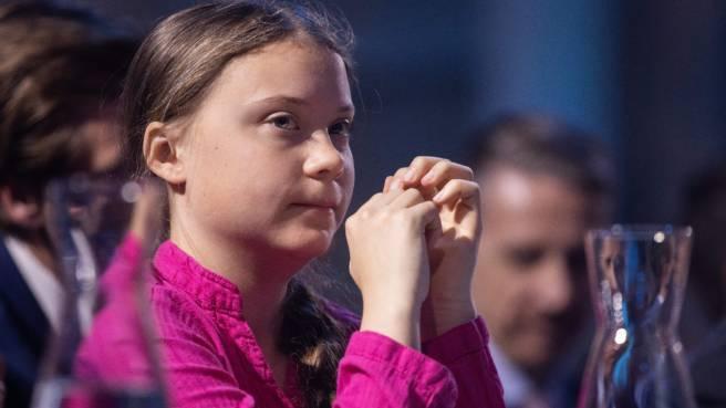 Die schwedische Klimaschutz-Aktivistin Greta Thunberg.