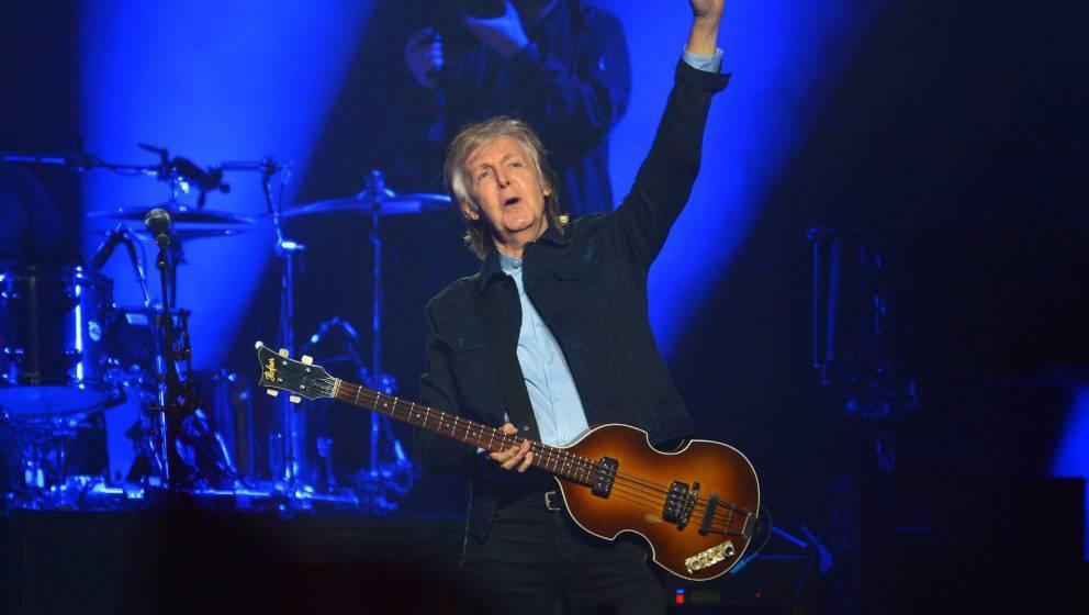 Paul McCartney schreibt an seinem ersten Musical