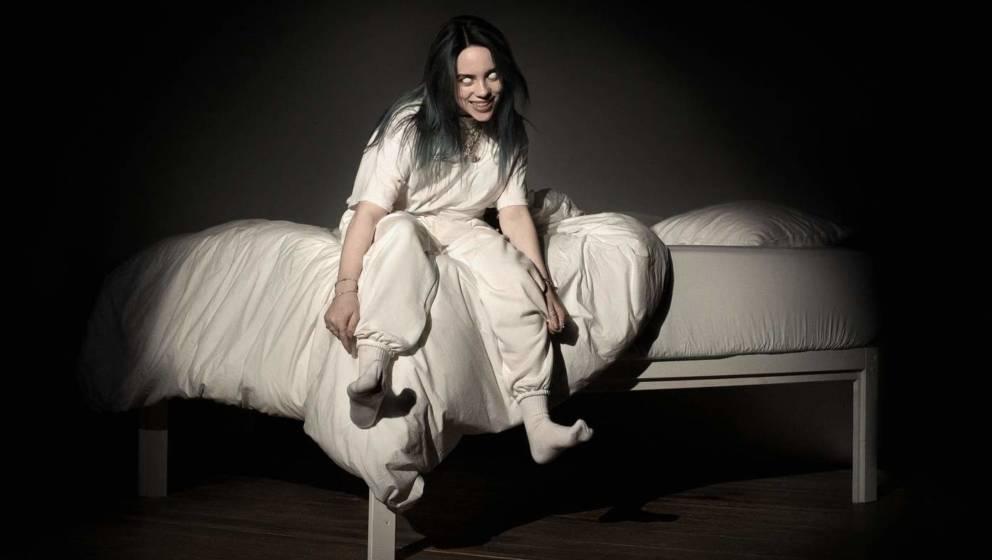 "Cover zu ""When We All Fall Asleep Where Do We Go"" von Billie Eilish"