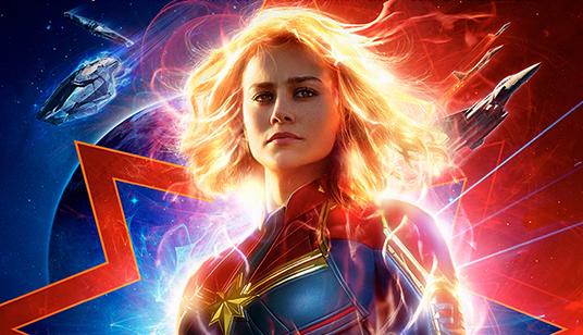 """Gewinnen: Fan-Pakete zum Heimkinostart von """"Captain Marvel"""""""