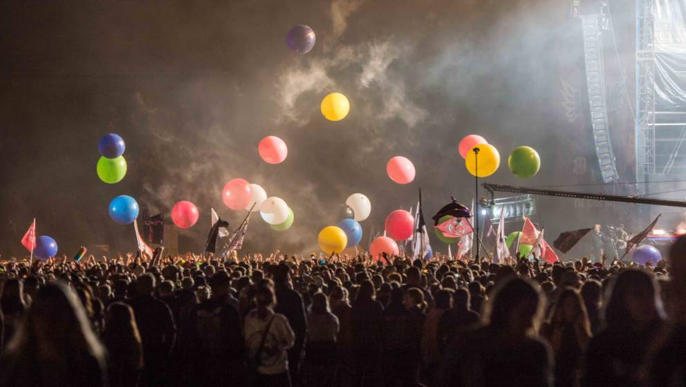 19.07.2019, Seeflughafen , Cuxhaven/Nordholz, GER, Festival, Konzert, Deichbrand, Band  im Bild 'THIRTY SECONDS TO MARS'live