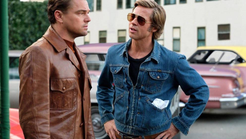 Leonardo DiCaprio und Brad Pitt in Quentin Tarantinos neuem Film