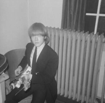 Brian Jones circa 1963
