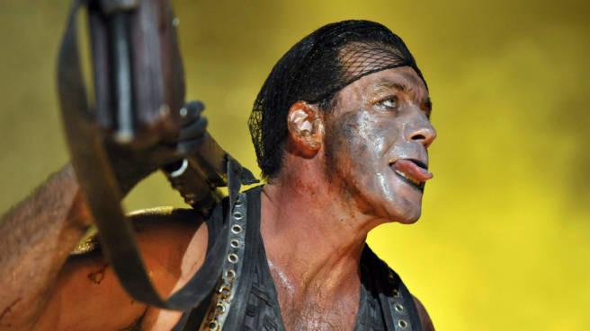 Till Lindemann: Support-Act Jadu mit martialischen Worten zum Tourauftakt