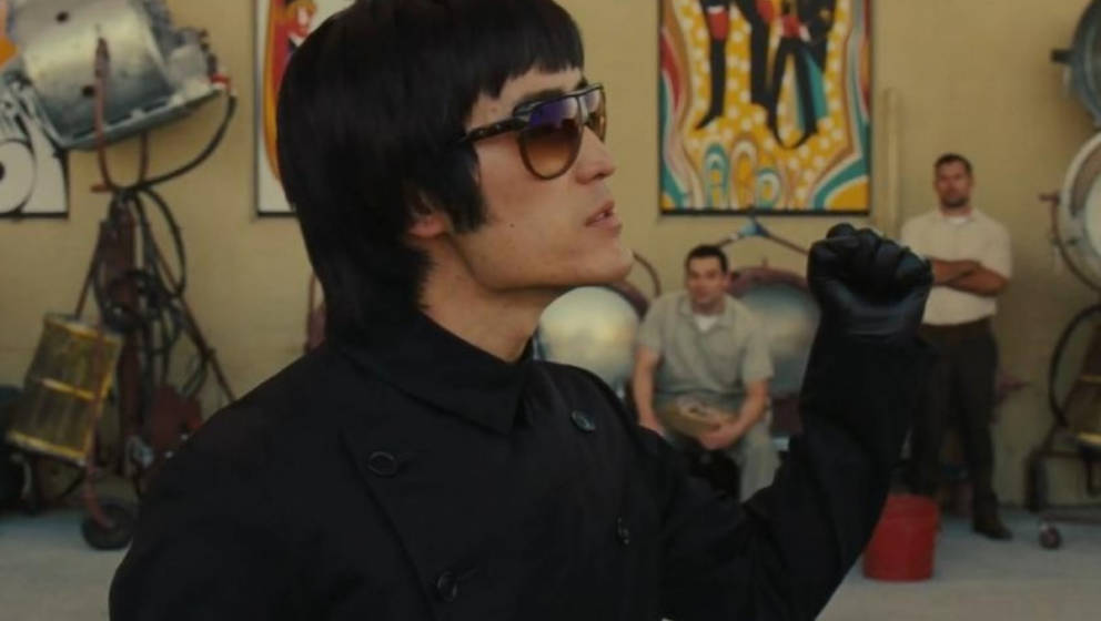 """Mike Moh als Bruce Lee in """"Once Upon A Time…In Hollywood"""""""